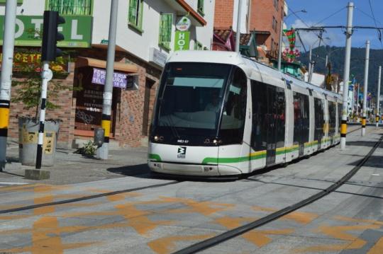City Tour Medellin Tranvia